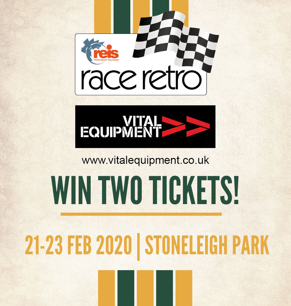 Win Tickets to Race Retro!
