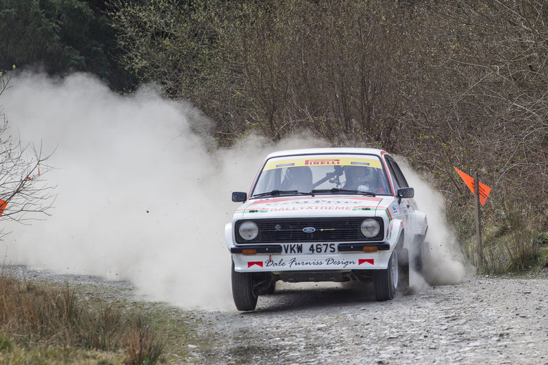 Pryce and Hirst take Rally North Wales spoils
