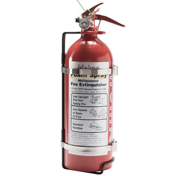 Lifeline Fire Extinguisher 1.75 Litres - Hand Held