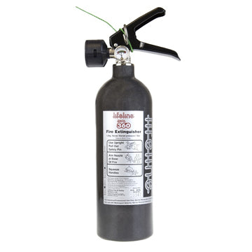 Lifeline Zero 360 1kg Fire Extinguisher - Hand Held