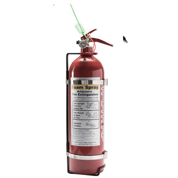 Lifeline Fire Extinguisher 2.4 Litres - Hand Held