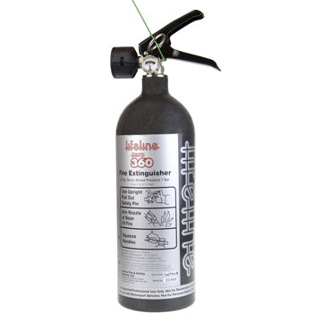 Lifeline Zero 360 Fire Extinguisher 2kg - Hand Held