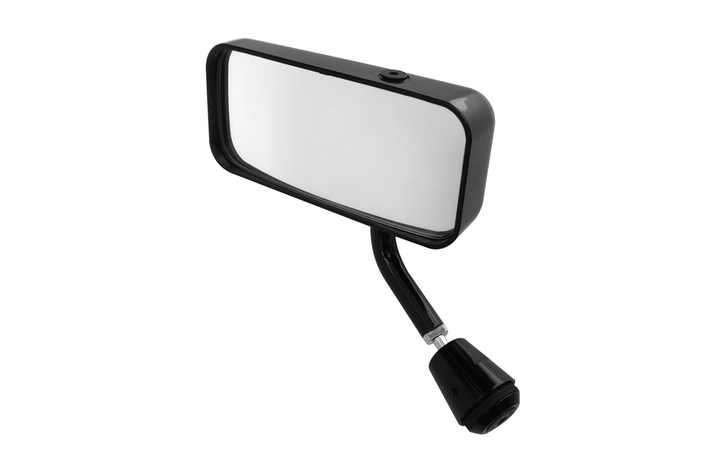 Lifeline MSA Formula Car Mirror - Black - Left Hand