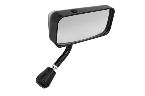 Lifeline FIA Formula Car Mirror - Black - Left Hand