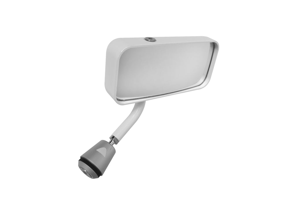 Lifeline MSA Formula Car Mirror - White - Right Hand