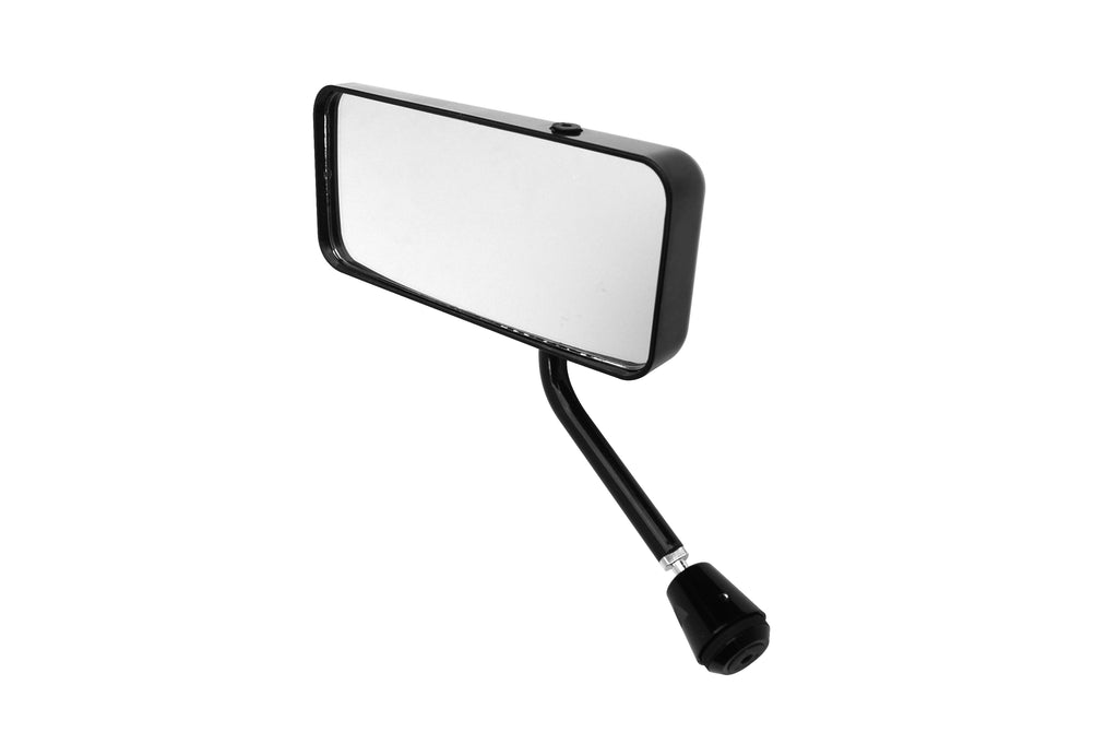 Lifeline FIA Touring/GT Car Mirror - Black - Left Hand