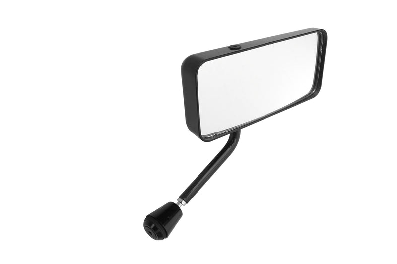 Lifeline FIA Touring/GT Car Mirror - Black - Right Hand