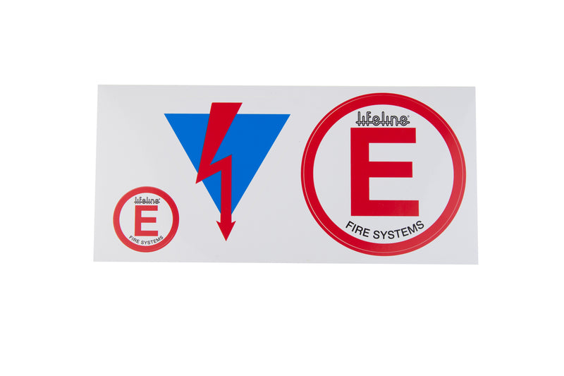 Lifeline Decal Pack