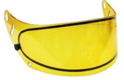 Arai GP-5 Car Dual Pane Visor Yellow