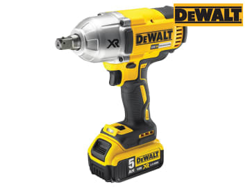 DeWalt 1/2inc Brushless High Torque Impact Wrench