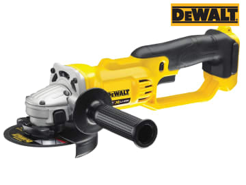 DeWalt Premium XR Angle Grinder 125mm 18V Bare Unit