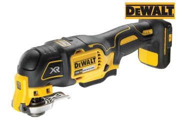 DeWalt XR Brushless Oscillating Multi-Tool 18V Bare Unit