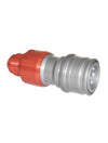 Male Non Threaded Dry Brake Coupling