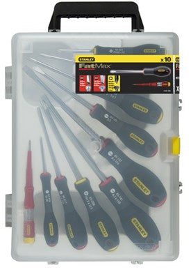 STANLEY FATMAX 10pc Parallel Flared Phillips Set