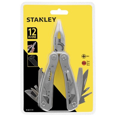 STANLEY Multi Tool 12 in 1 with a Pouch