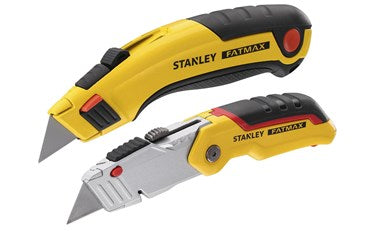 Stanley Knife Twin Pack