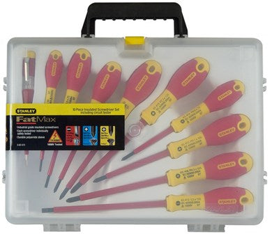 STANLEY FATMAX 10pc Insulated Set