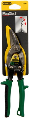 STANLEY FATXMAX Maxsteel Aviation Snips 250MM