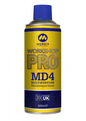 MORRIS Workshop Pro MD4
