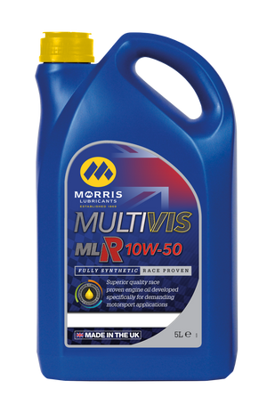 MORRIS Multivis MLR 10W-50 (X-RPM Competition 10W-50)