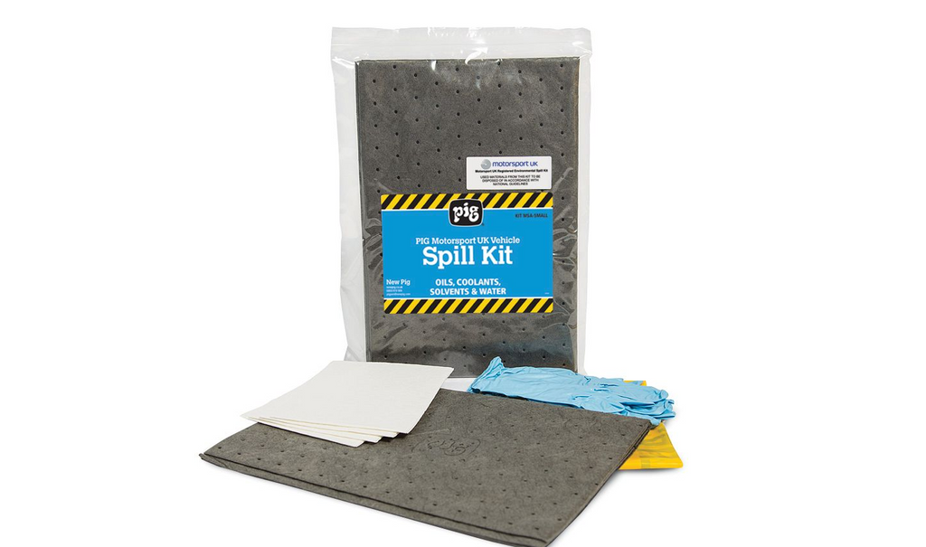 Vital Equipment Motorsport Small Spill Kit