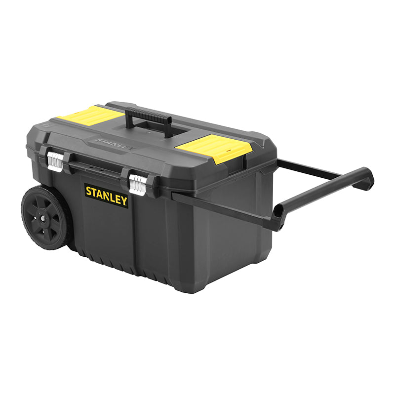 STANLEY essential 50L chest with metal latches