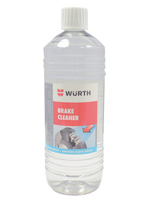 Wurth Brake Cleaner - 1 Litre Refill
