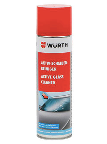 Wurth Glass Cleaner (Aerosol)