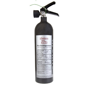 Lifeline Zero 360 3kg Fire Extinguisher - Hand Held