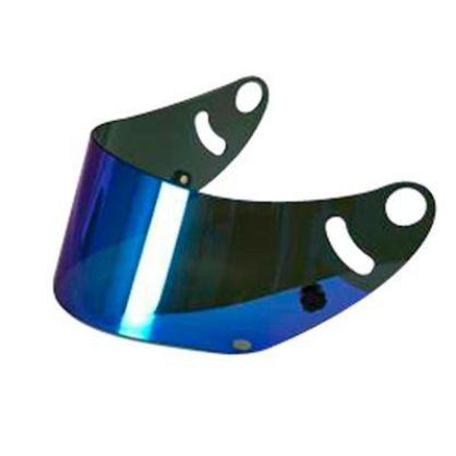 Arai Car Mirror Visor Blue GP-6 SK-6