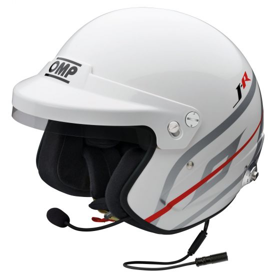 OMP J-R Intercom Helmet