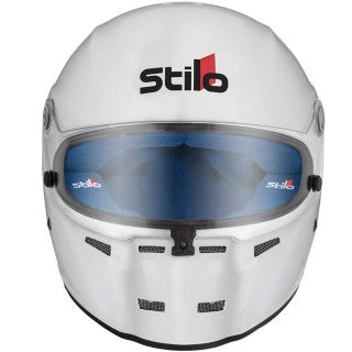 Stilo ST5 CMR White/Red or White/Blue Karting Helmet