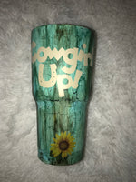 Hand Painted Tumblers