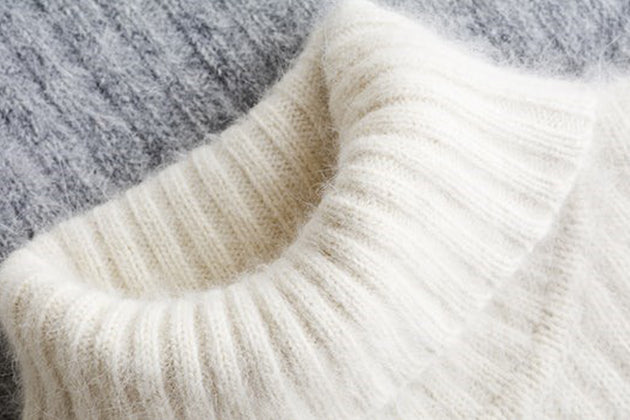 Why a Cashmere Sweater Can Cost $2,000 or $30