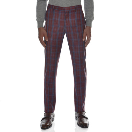 Chic Super 130 Wool Pant - by Equipage for Via Luca
