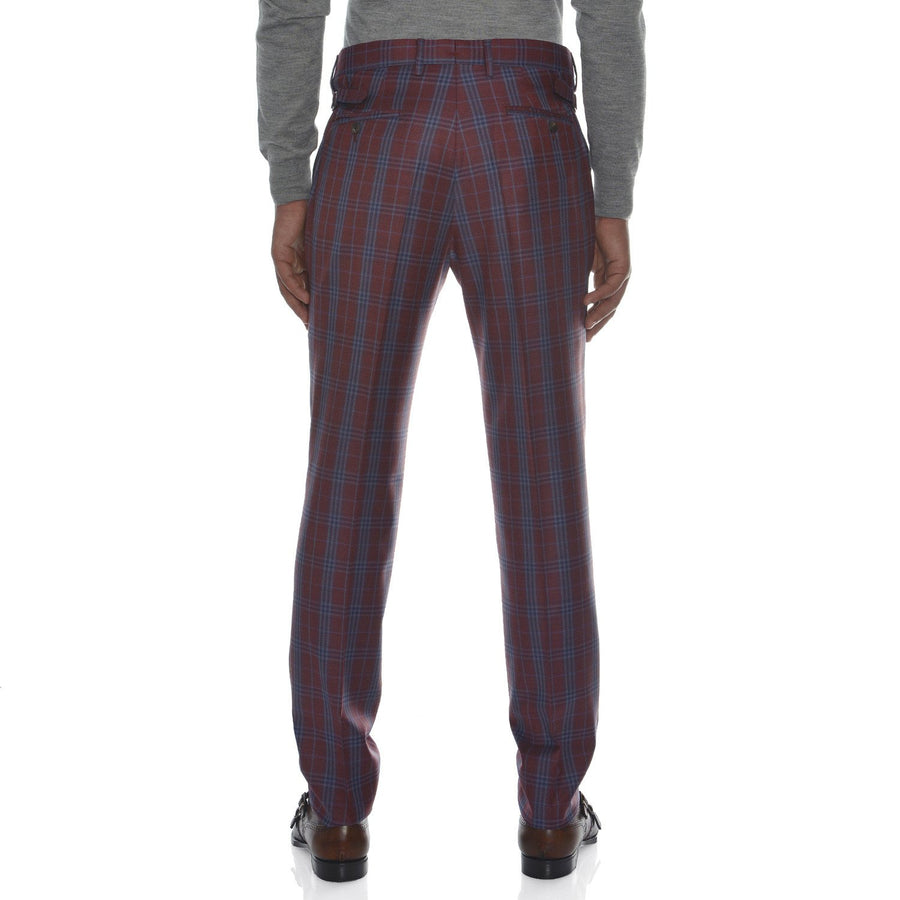 Chic Super 130 Wool Trouser