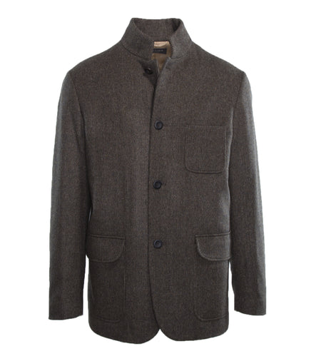 Fall Cashmere Jacket