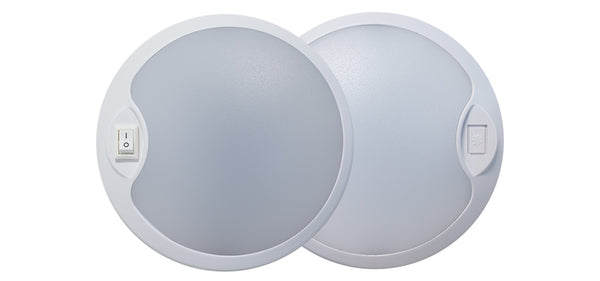 E50 : Round Surface Mount Dome Light