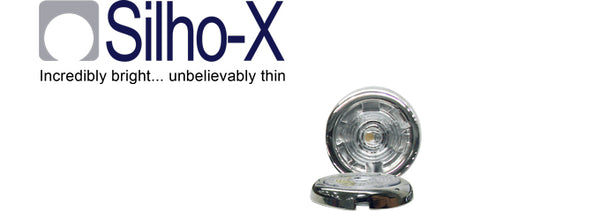 E11 Silho-X Area: Powerful next-generation area lighting