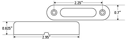 E03-000G-1	Eon Light Linear Vertical Case Gasket