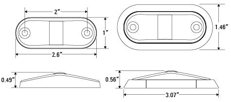 S17-0G00-1	Model S170 Gasket - Small