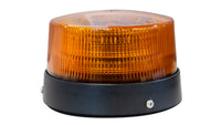 K10 Amber Beacon Light Amber Lens