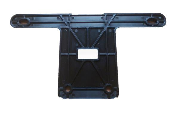 L95-0B00-1	License Plate Bracket black