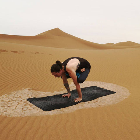 with yoga my life has a deeper meaning