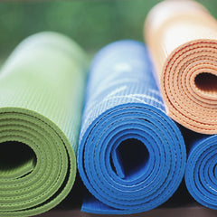 Why avoid PVC yoga mats