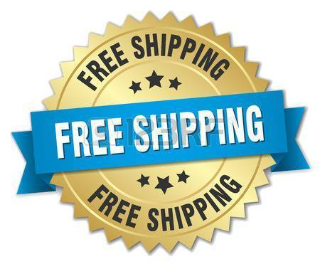 Quick Update! FREE SHIPPING!!