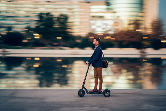 E-bikes or Electric Scooters: Find what's right for you!
