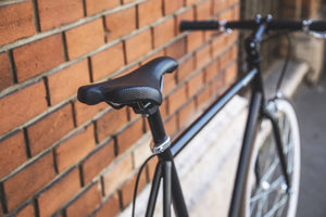 Bike seat height: How to set the correct saddle height