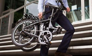 """Get Out And Ride"" Ebiking To Work Instead Of That Gym Membership!"