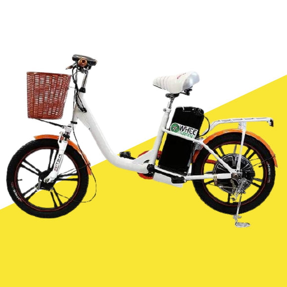 Wheegreen Electric Bikes